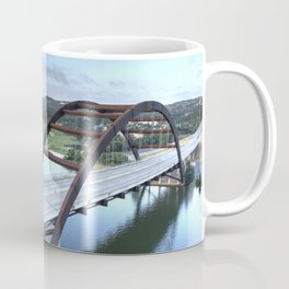 Bridge in Austin, Texas Coffee Mug