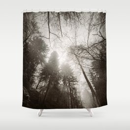 Thou shall not pass Shower Curtain