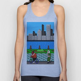 Ask Gary Vee Show - NES Punch Out Training Unisex Tank Top