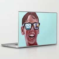 mucha Laptop & iPad Skins featuring This Magic Moment by Jared Yamahata