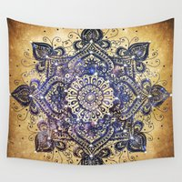 gypsy Wall Tapestries featuring Gypsy Magic by Jenndalyn