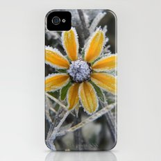 frozen smile iPhone (4, 4s) Slim Case