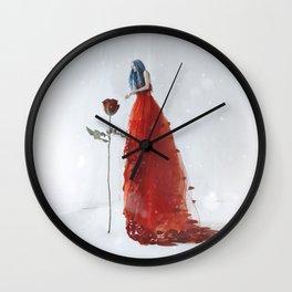 Rise Wall Clock
