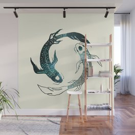 Balance in the Universe Wall Mural