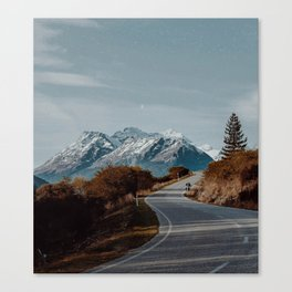 Road Trip XVI Canvas Print