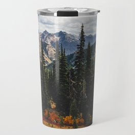 Autumn in North Cascades Travel Mug