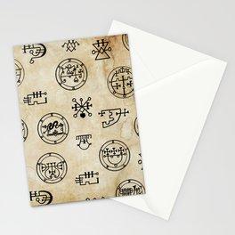 Lemegeton Stationery Cards
