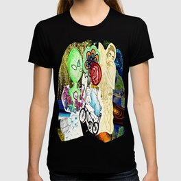 Collage 9 T-shirt