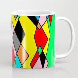 Green mult Coffee Mug