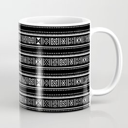 Theonite Cover Art Border Pattern Coffee Mug