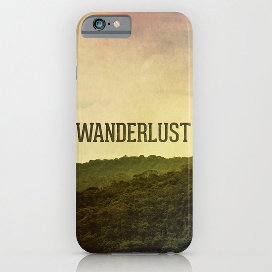 Wanderlust I iPhone & iPod Case
