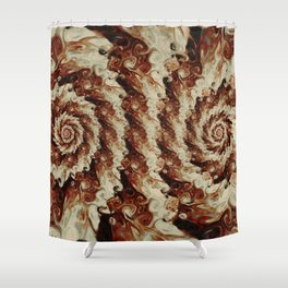 Everlasting Compassion Shower Curtain