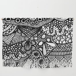 Doodle 13 Wall Hanging