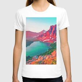 Red Dream Peaks T-shirt