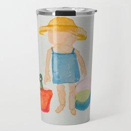 Toddies Summer Beach Holiday Baby Girl Travel Mug