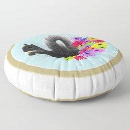 Daisies anyone? Floor Pillow