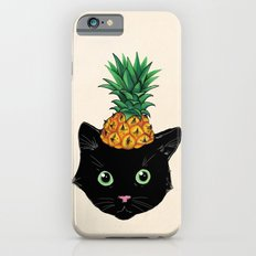 Pineapple Kitty Slim Case iPhone 6