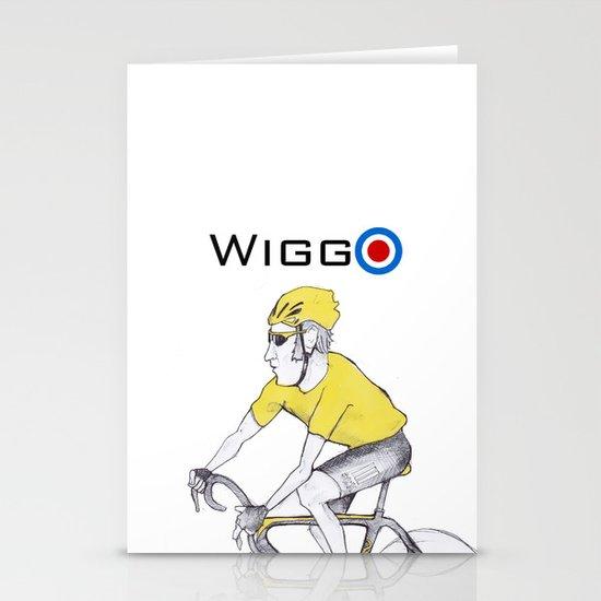 Wiggo Stationery Cards