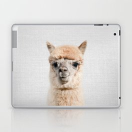 Alpaca - Colorful Laptop & iPad Skin