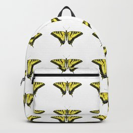 Western Tiger Swallowtail Butterfly Backpack