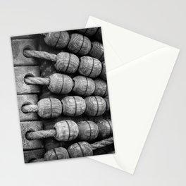 "Rigging on Dutch sailship ""De Arend"" Stationery Cards"