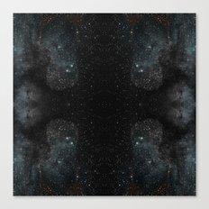 Me universe Canvas Print