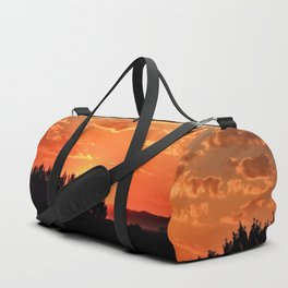 Idaho Sunset Duffle Bag
