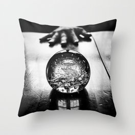 my own private universe Throw Pillow