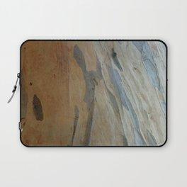 Eucalyptus Exposing New Bark Layers Laptop Sleeve