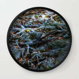 Roots to Branches Wall Clock