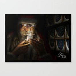 St Nicholas Canvas Print