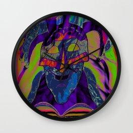 PARDY MARDI Wall Clock