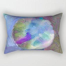 Abstract Mandala 234 Rectangular Pillow