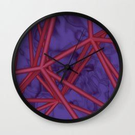 Linkage Wall Clock