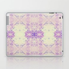Fuzzy kaleidoscope Laptop & iPad Skin