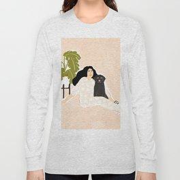 Best friendship story Long Sleeve T-shirt