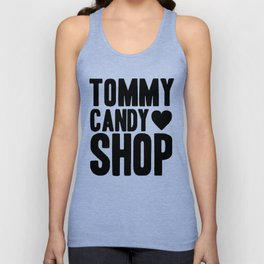 Tommy Candy Shop Sugar Me Unisex Tank Top