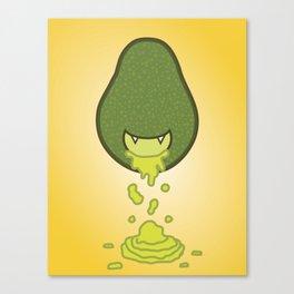 Taste Guacamole Canvas Print