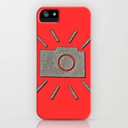 Camera 1 iPhone Case