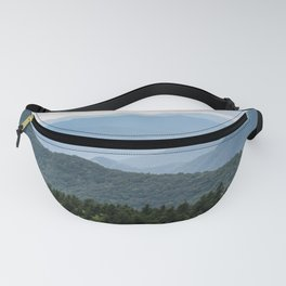Smoky Mountain National Park -  Summer Adventure Fanny Pack