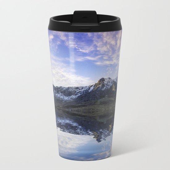 Lake Idwal Metal Travel Mug