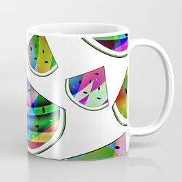 Colorful Watermelon Coffee Mug