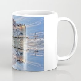 Magic house. Reflection Coffee Mug