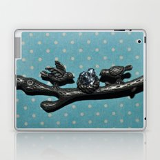 Bird love Laptop & iPad Skin