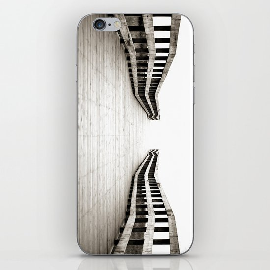 Boardwalk iPhone & iPod Skin