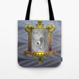 Misperception Tote Bag