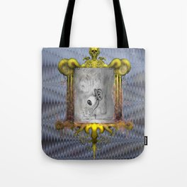 Misperception Tote Bag