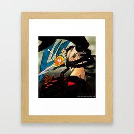 Kokujou Tengen Myou - Dangai Joue Framed Art Print
