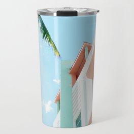 Miami Fresh Summer Day Travel Mug
