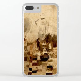 Intouchables Clear iPhone Case